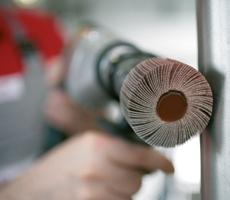 RAKU-PUR®电气元件浇注树脂用于研磨和抛光介质行业